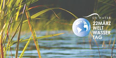 Weltwassertag am 22.03.2018